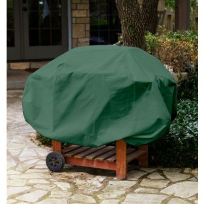 Protective Weathermax™ 2-Shelf Barbecue Cover  - Forest Green  by Koveroos