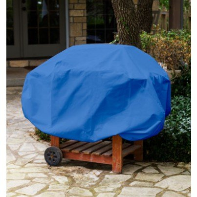 Protective Weathermax™ 2-Shelf Barbecue Cover - Pacific Blue  by Koveroos