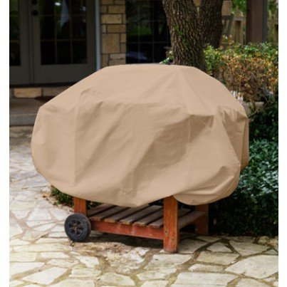 Protective Weathermax™ Large Barbecue Cover #2  - Toast  by Koveroos