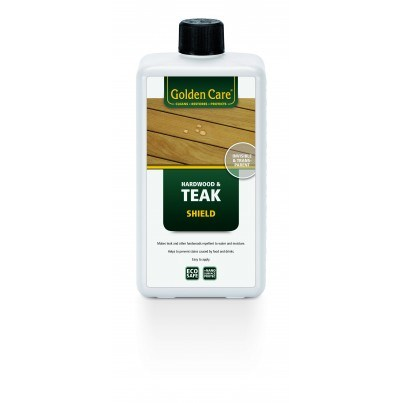 Golden Care Teak Shield - 1 Liter  by Golden Care