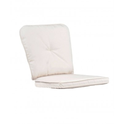 Kingsley Bate Seat & Back Cushion for Chatham Dining Armchair  by Kingsley Bate