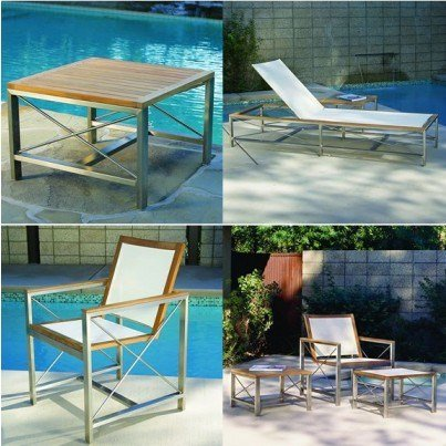 Kingsley Bate Ibiza Dining and Seating Collection - Build Your Own Ensemble  by Kingsley Bate