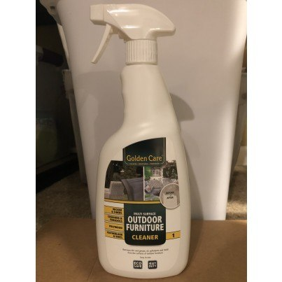 Golden Care Multi Surface Outdoor Furniture Cleaner 1 (.75 liter)  by Golden Care