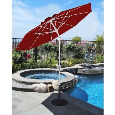 Luxe Shade™ Freeport Octagonal 7.5' Market Patio Umbrella  by Luxe Shade™