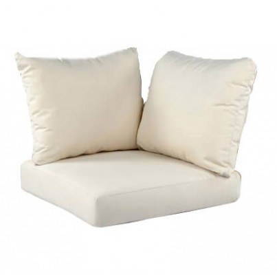 Kingsley Bate Ipanema Sectional Corner Chair Seat & Back Cushions (3 pc set)  by Kingsley Bate