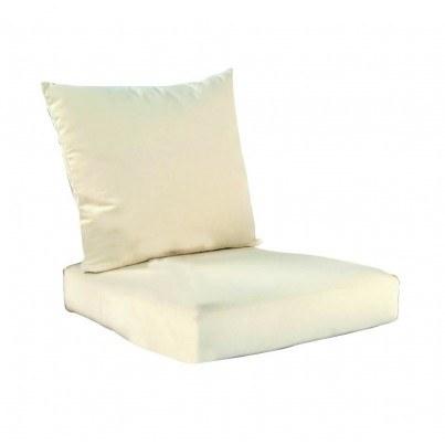 Kingsley Bate Ipanema Lounge Chair Seat & Back Cushion  by Kingsley Bate