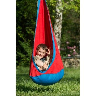 La Siesta Joki Outdoor Kids Hanging Nest - Spider  by La Siesta