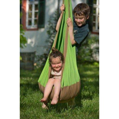 La Siesta Joki Outdoor Kids Hanging Nest - Baloo  by La Siesta