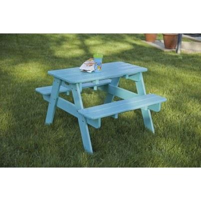POLYWOOD® Kids Picnic Table  by Polywood