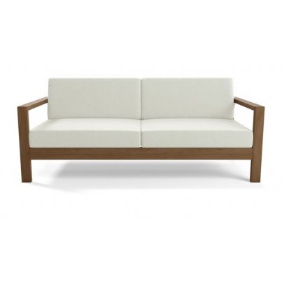 Barlow Tyrie Linear Deep Seating 2 Seater Settee Cover  by Barlow Tyrie