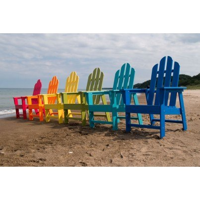 POLYWOOD® Long Island Dining Chair  by Polywood