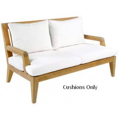 Mendocino Deep Seating Settee Cushions