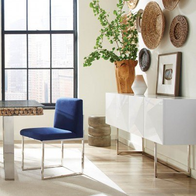 Mixx Aiden Stool  by Frontera Furniture Company