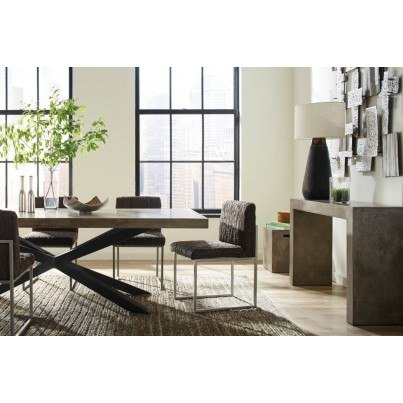Mixx Hunter Dining Table  by Frontera Furniture Company