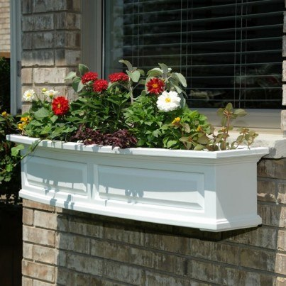 Mayne Nantucket Window Box and Planter Collection  by Mayne