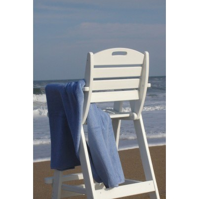 POLYWOOD® Nautical Counter Chair  by Polywood