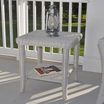 Kingsley Bate Cape Cod Glass Top for Side Table  by Kingsley Bate
