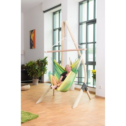 La Siesta Orquidea Basic Hammock Chair - Jungle  by La Siesta