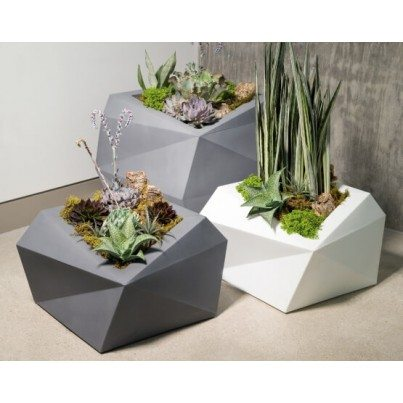 "Origami Planter - 23""  by Frontera Furniture Company"