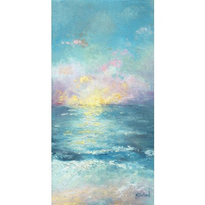 West of the Wind Outdoor Canvas Wall Art - Showtime  by West of the Wind