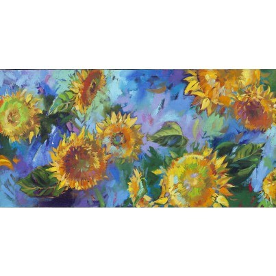 West of the Wind Outdoor Canvas Wall Art - Joyful  by West of the Wind