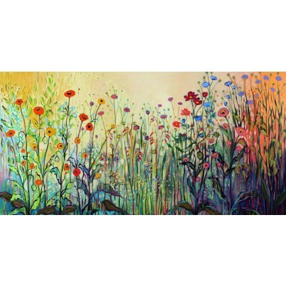 West of the Wind Outdoor Canvas Wall Art - Playful  by West of the Wind