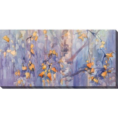 West of the Wind Outdoor Canvas Wall Art - First Frost  by West of the Wind