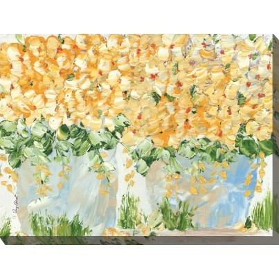 West of the Wind Outdoor Canvas Wall Art - Sunny Side  by West of the Wind
