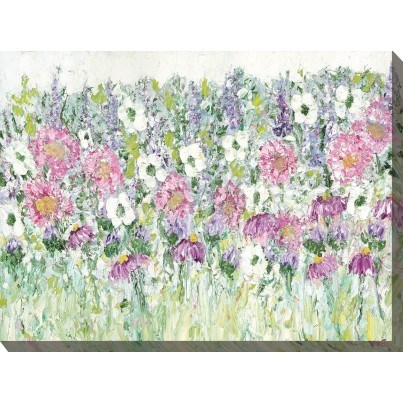 West of the Wind Outdoor Canvas Wall Art - Jubilant  by West of the Wind