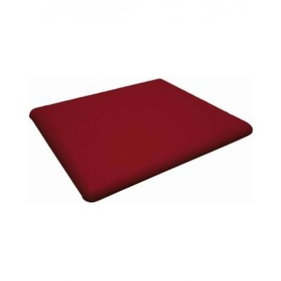 POLYWOOD® Adirondack Curveback Ottoman Cushion  by Polywood