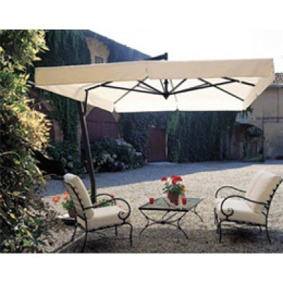 10'x13' Rectangular Canopy Cantilever Umbrella  by FIM Umbrellas
