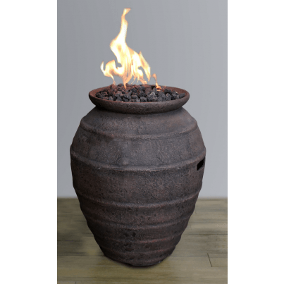 Pompeii Fire Pot  by Frontera Furniture Company