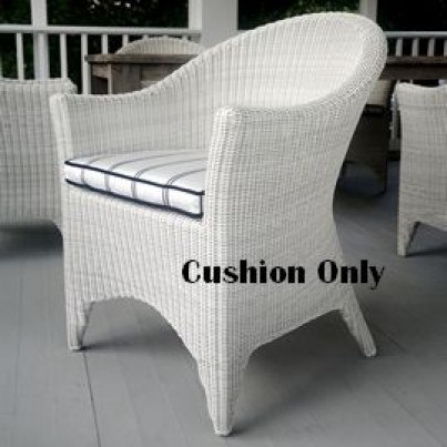 Cape Cod Dining Armchair Cushion Only
