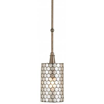 Currey & Company Regatta Iron Pendant Light Chandelier  by Currey & Company