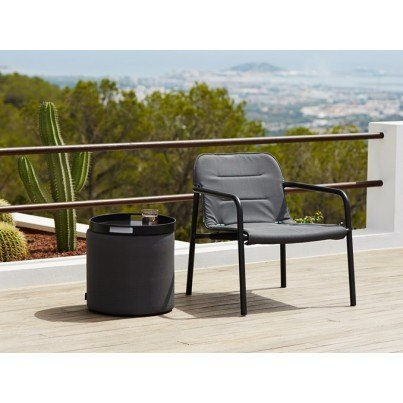 Cane-line Rest Footstool/Side Table  by Cane-line