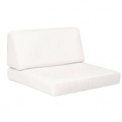 Kingsley Bate Sag Harbor Chat Chair Seat and Back Cushion  by Kingsley Bate