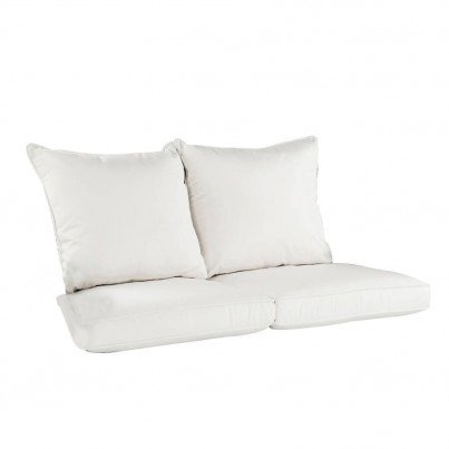 Kingsley Bate Sag Harbor and Southampton Deep Seating Settee Cushion  by Kingsley Bate