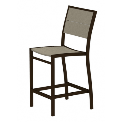 Trex® Outdoor Furniture™ Surf City Counter Side Chair  by Trex Outdoor Furniture