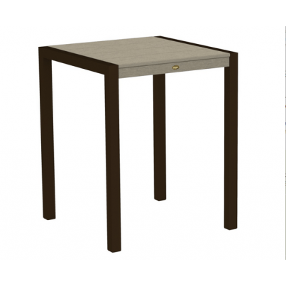 """Trex® Outdoor Furniture™ Surf City 30"""" Counter Table  by Trex Outdoor Furniture"""