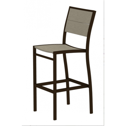 Trex® Outdoor Furniture™ Surf City Bar Side Chair  by Trex Outdoor Furniture