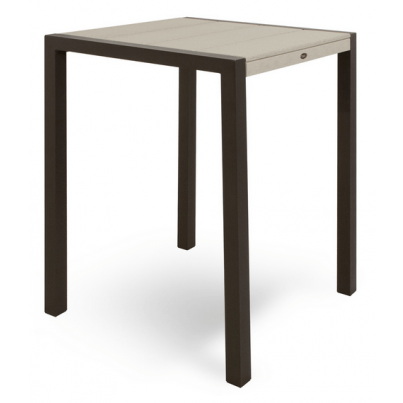 """Trex® Outdoor Furniture™ Surf City 30"""" Bar Table  by Trex Outdoor Furniture"""