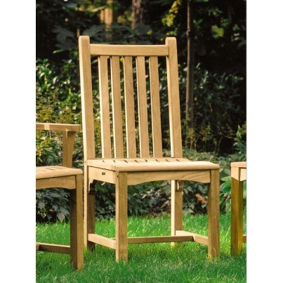 Kingsley Bate Classic Teak Dining Side Chair  by Kingsley Bate