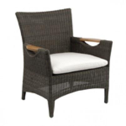 Kingsley Bate Culebra Club Chair Seat Cushion  by Kingsley Bate