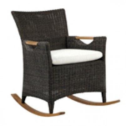 Kingsley Bate Culebra Rocker Seat Cushion  by Kingsley Bate