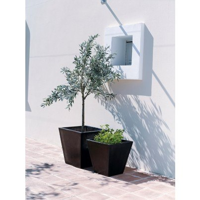 Cane-line Skye Set of Planters Large & Extra Large  by Cane-line