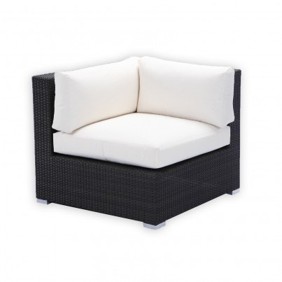 Source Outdoor Manhattan Wicker Corner   by Source Outdoor