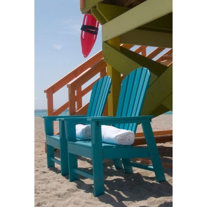 POLYWOOD® South Beach Dining Chair  by Polywood