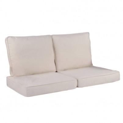Kingsley Bate Somerset Teak Settee Cushion  by Kingsley Bate