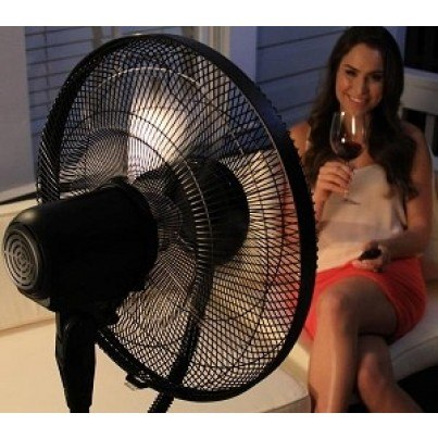 SUNHEAT Misting Fan with Bluetooth   by SunHeat International