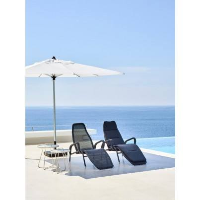 Cane-line Sunrise Chaise Lounge Sunchair  by Cane-line
